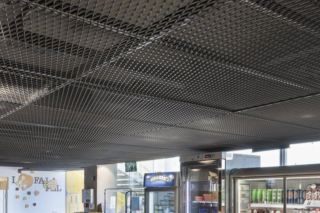 Mesh Expanded Metal Suspended Ceiling Systems