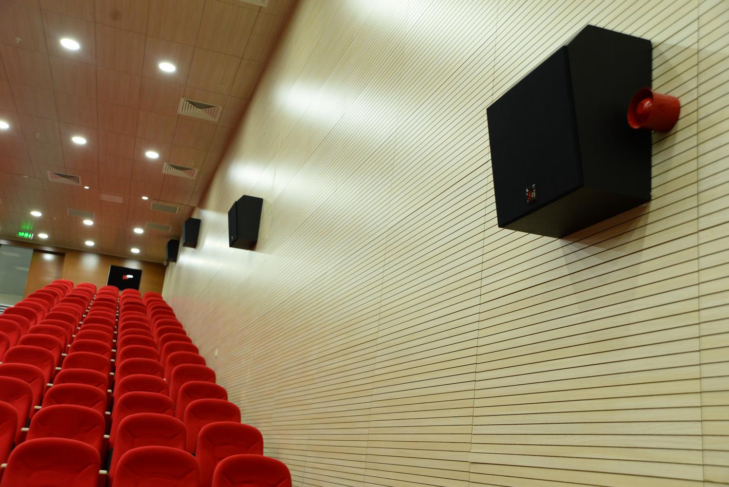 Wood Acoustic Wall Coating Systems