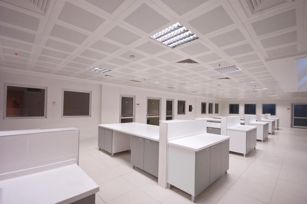 60x60 Lay-on Seated Suspended Ceiling
