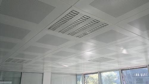 60 * 60 Clip-in Suspended Ceiling